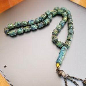 Moroccan meditation beads.